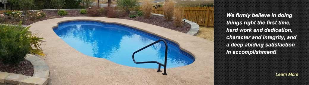 ... Wilmington, NC Fiberglass Pool Builder ...
