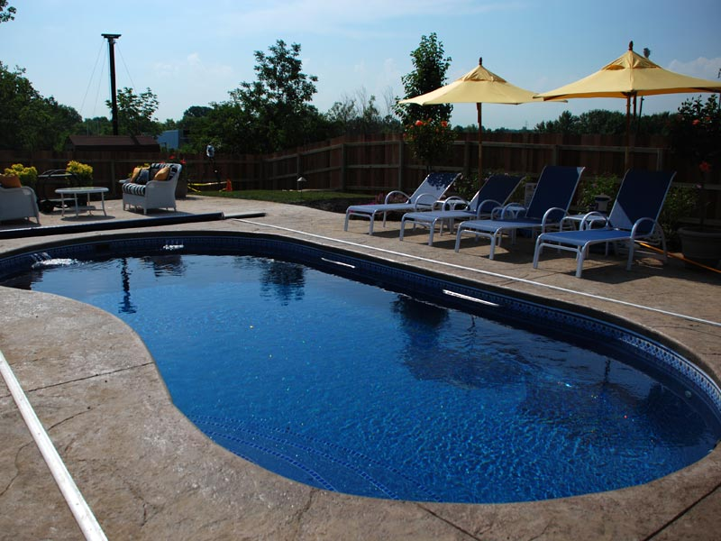 Prestige Pools Of Wilmington Nc Viking Pools Swimming