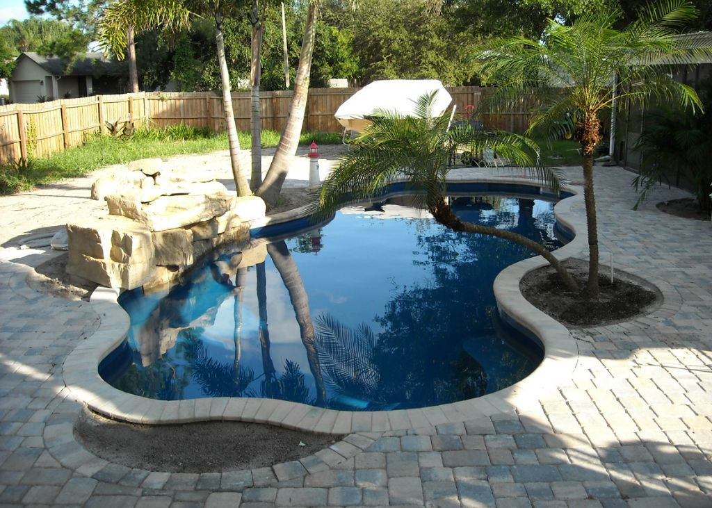 Prestige Pools Of Wilmington Nc Blue Hawaiian