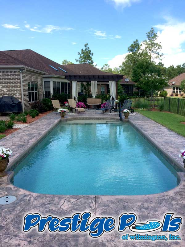 Prestige Pools Of Wilmington Nc Swimming Pool Photos