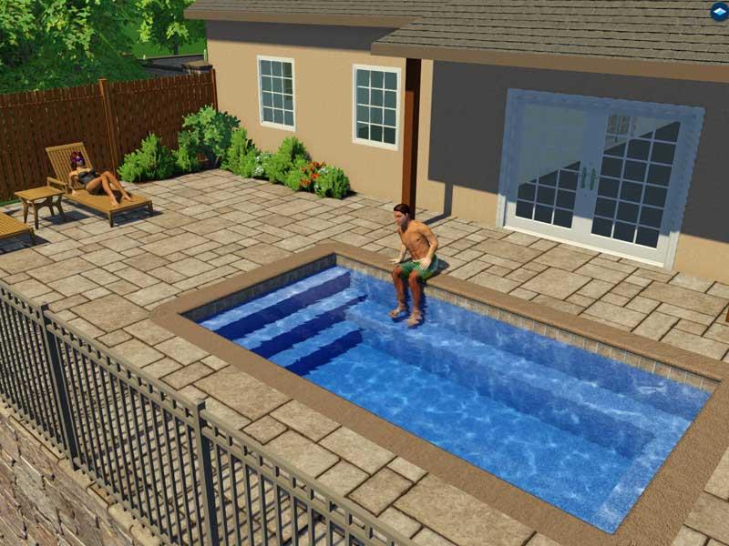 Prestige Pools Of Wilmington Nc Cocktail Pool Models