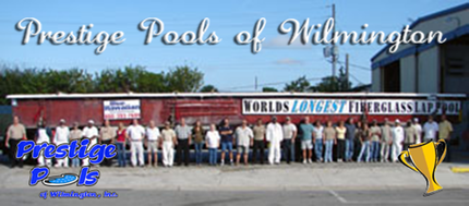 Prestige Pools Of Wilmington Nc The Guinness Book Of