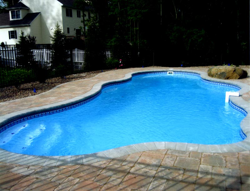 Prestige Pools Of Wilmington Nc Viking Pools Fiberglass