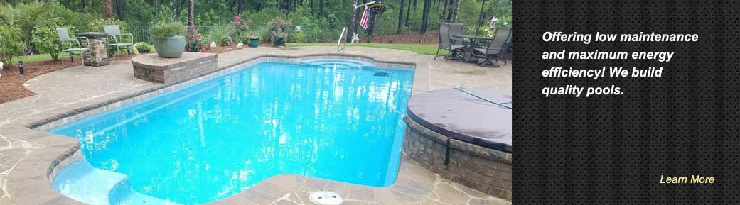 Nc Fibergl Pool Builder