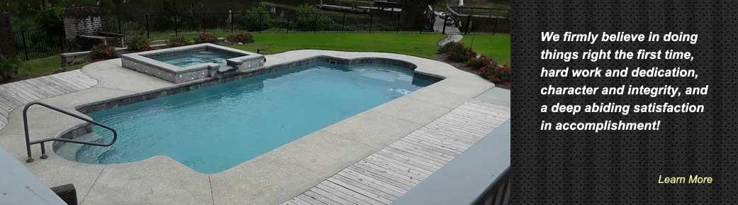 Prestige Pools of Wilmington, NC | Fiberglass Swimming Pool ...