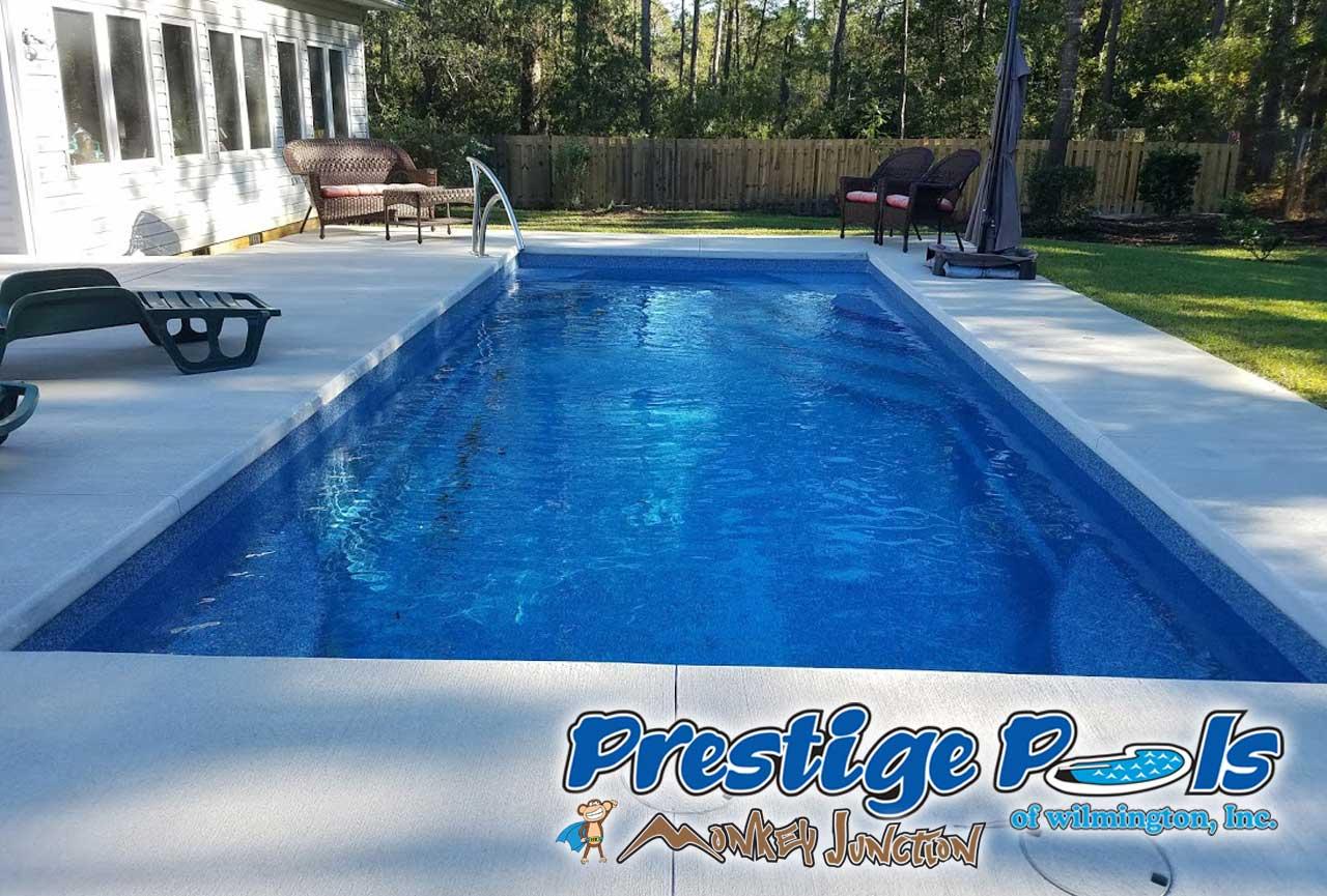 Prestige Pools of Wilmington, NC | Swimming Pool Photos and ...